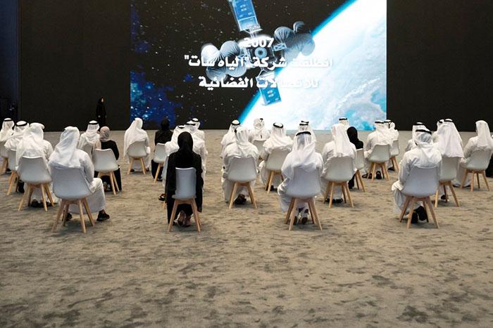 فضایی جدید امارات به زهره